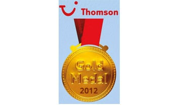 thomson gold medal 2012